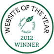 2012 Website of the year - Garden Media Guild Awards