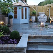 Newly planted Added by Claire Forbes of Forbes Garden Design