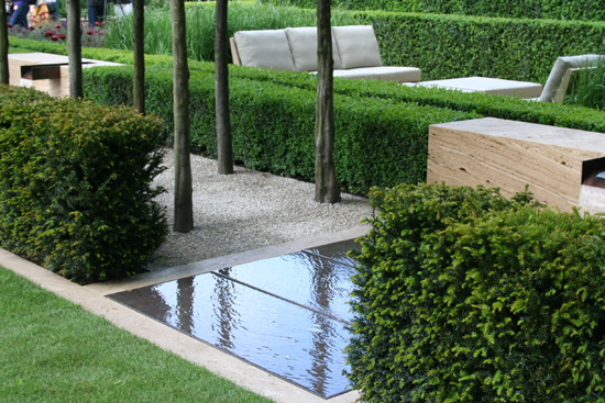 The laurent perrier garden by luciano giubbilei sle planting plan