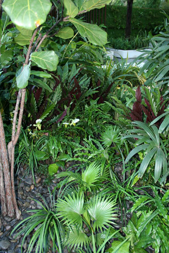 The Tourism Malaysia Garden Chelsea Flower Show 2010