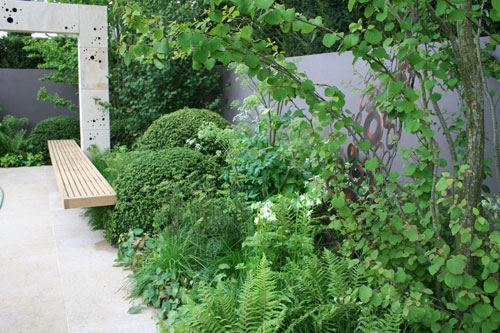 RHS Chelsea Flower Show 2012 The M&G Garden designed by Andy Sturgeon