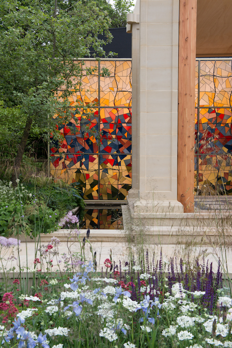 God's Own Country - A Garden for Yorkshire Chelsea Flower Show 2016
