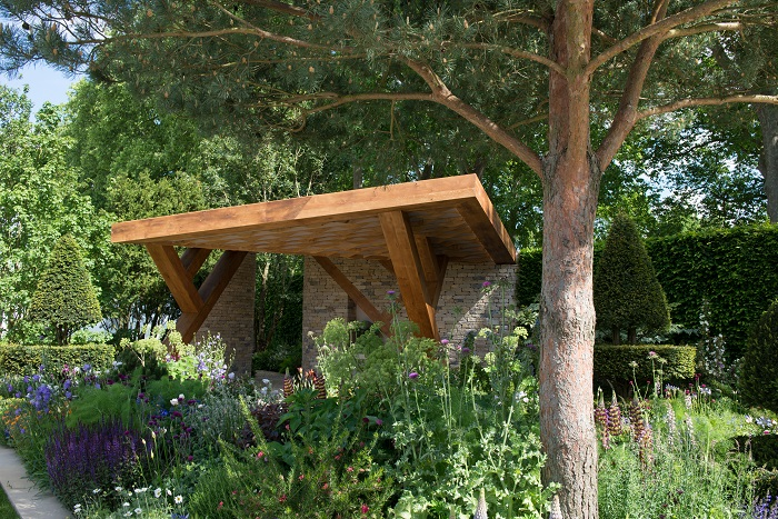 Morgan Stanley is returning to Chelsea Flower Show for a third consecutive year with 'The Morgan Stanley Garden' designed by Chris Beardshaw.