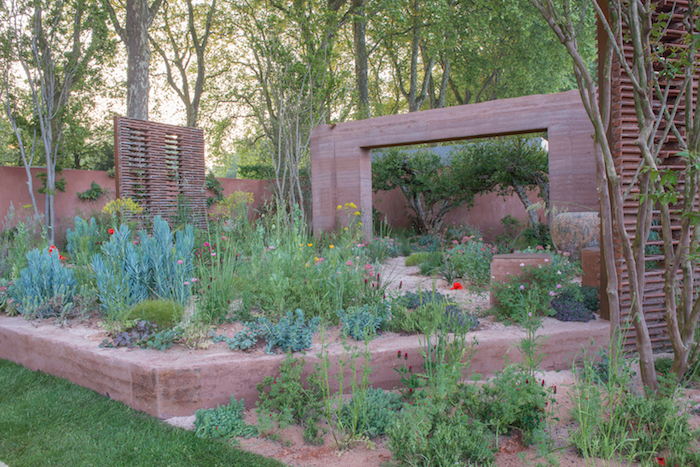 The M&G Garden Chelsea Flower Show 2018 by garden designer Sarah Price