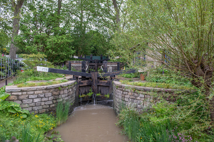 Welcome to Yorkshire Garden Designed by Mark Gregory Chelsea Flower Show 2019