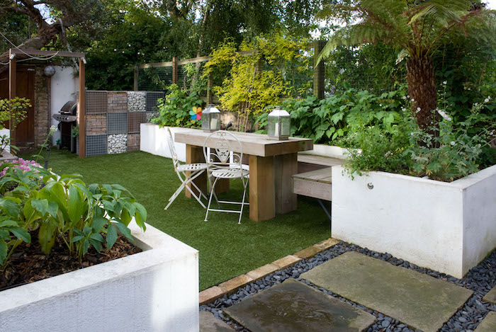 Family garden design in hackney east london shoot for Garden design east london