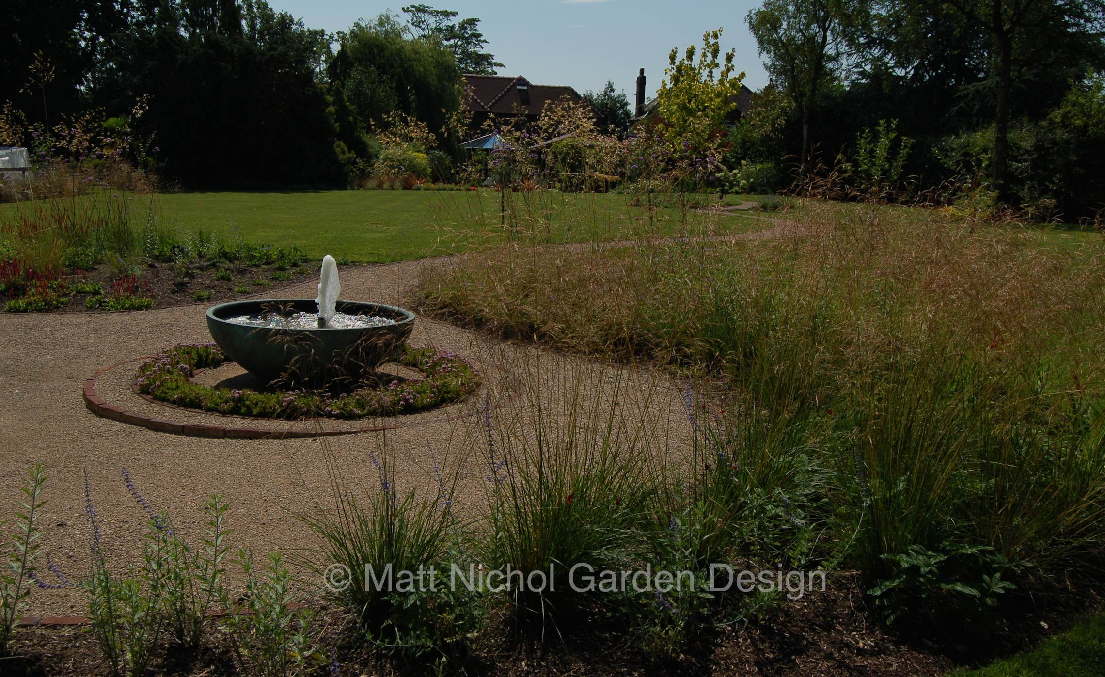 Cheshire Retreat Garden
