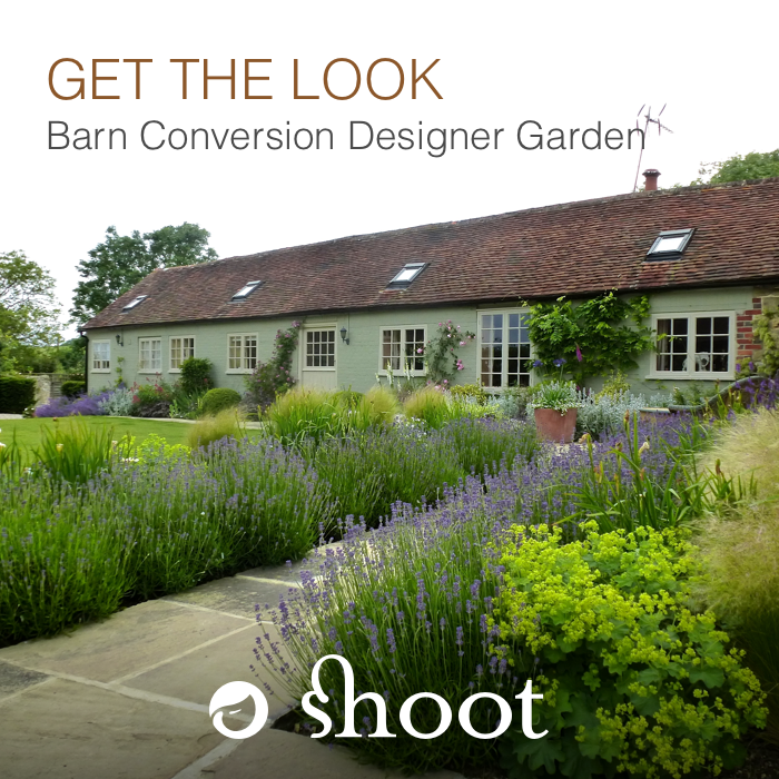 Get the look - barn conversion