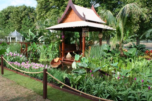 thailand garden design house beautiful design