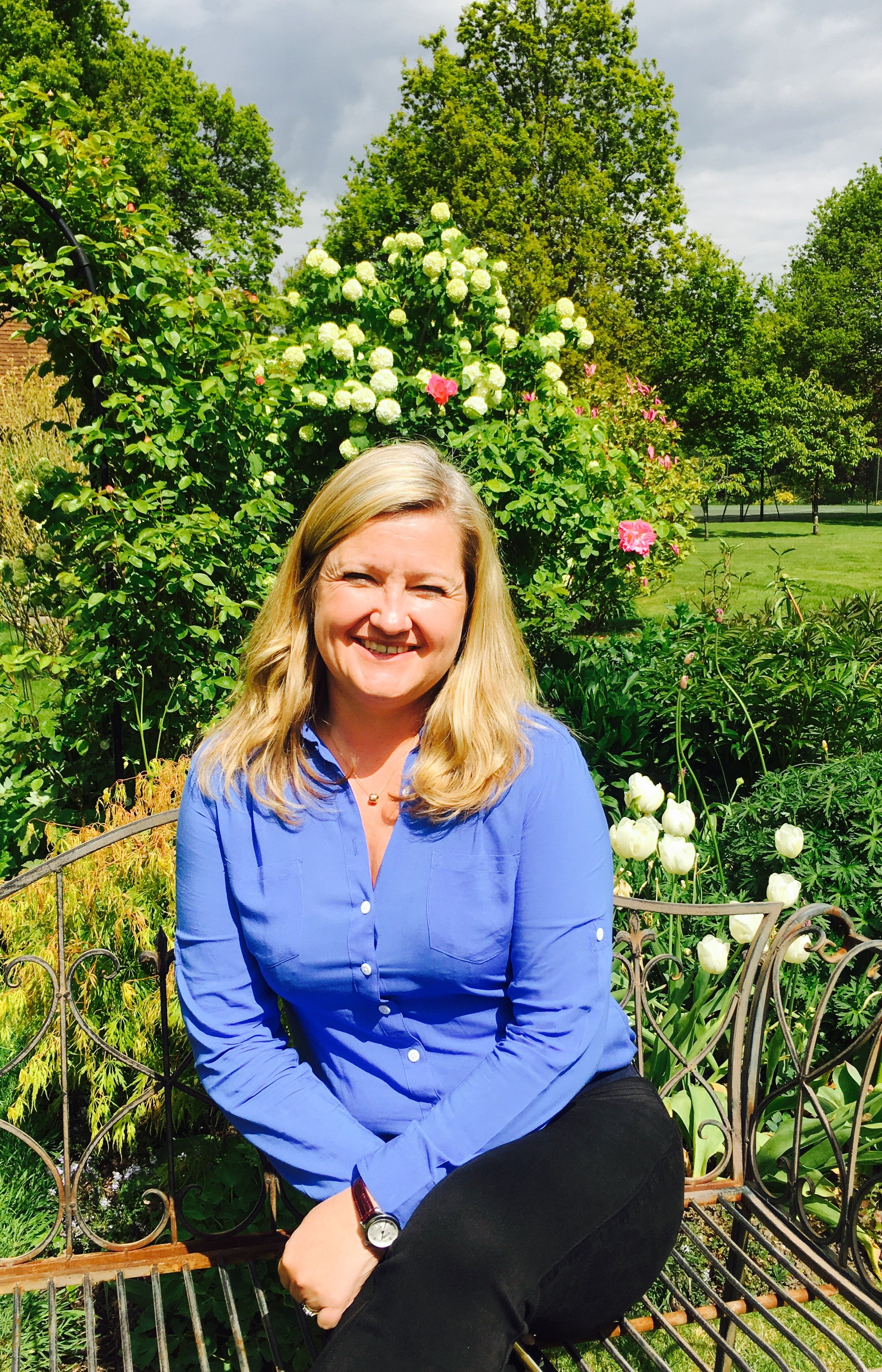 A plant lover's career by garden designer Faith Ramsay