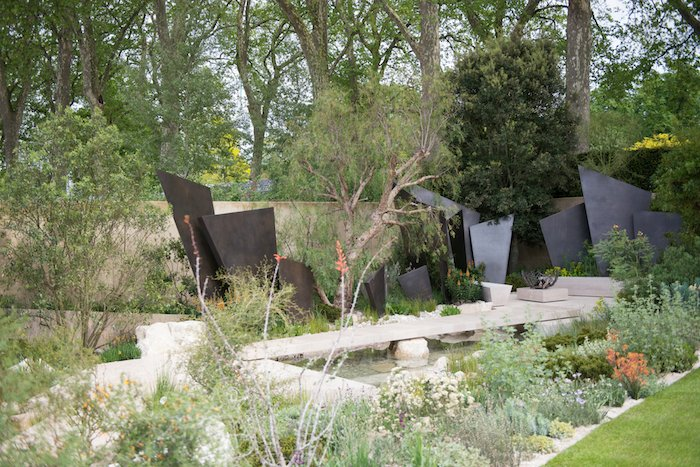 The Telegraph Best in Show Garden by Andy Sturgeon 2016