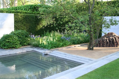 The Brewin Dolphin Best in Show Garden 2012 by Cleve West