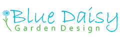 Blue Daisy Garden Design