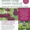 The Barnsley Village Garden Festival, Gloucestershire (12/05/2013)