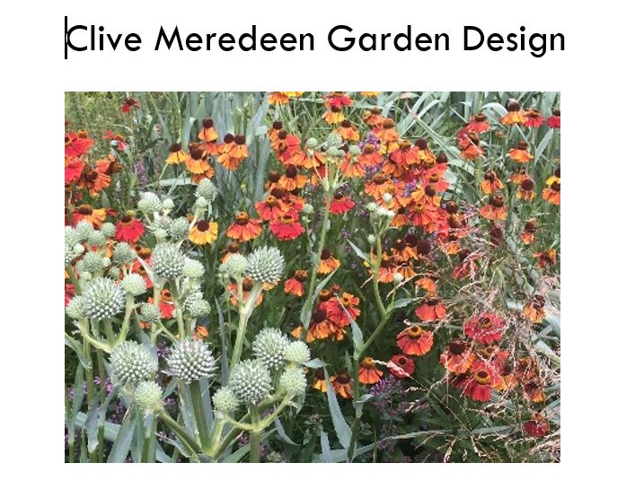 Clive Meredeen Garden Design and Aftercare